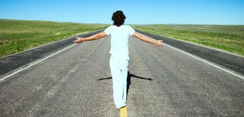 patient på motorväg webb